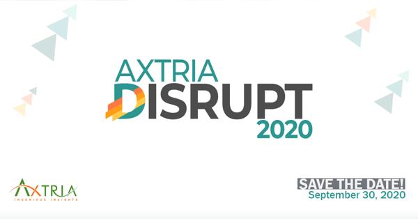 Axtria Disrupt 2020