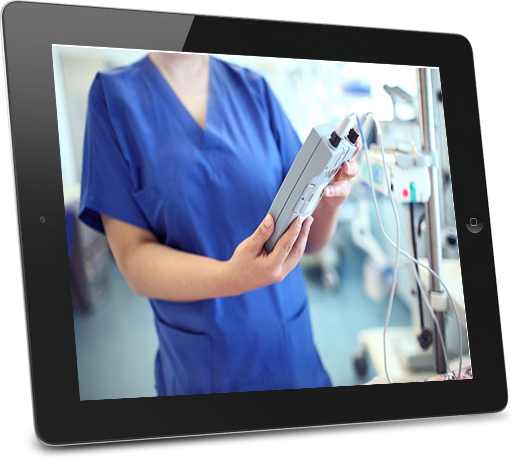 Medical-Devices-Tablet