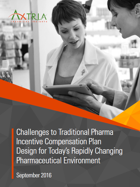 Whitepaper: Challenges to Pharma Incentive Compensation ...