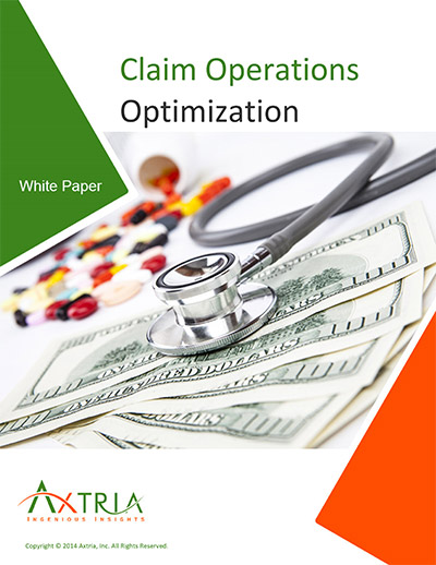 Claim Operations Optimization