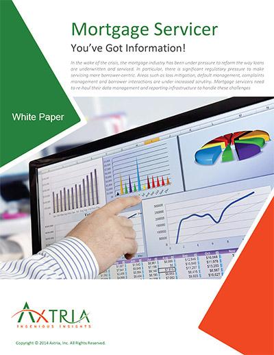 Mortgage Servicer - You've Got Information!