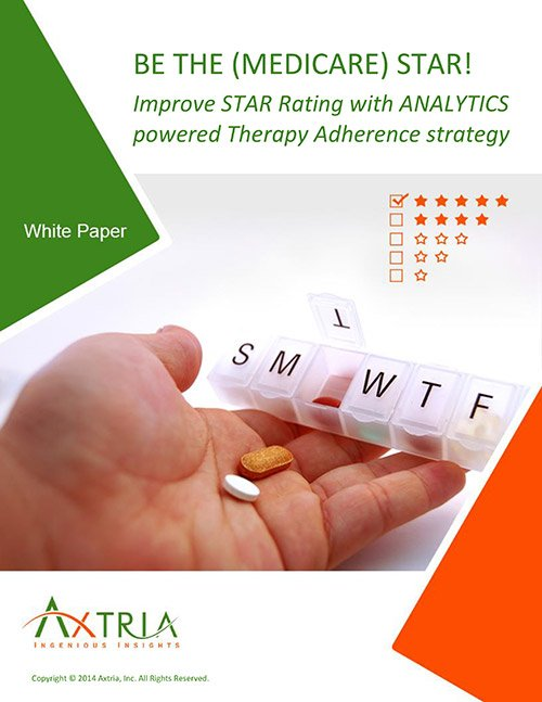 Be The (Medicare) Star: Improve STAR Rating With Analytics Powered Therapy Adherence Strategy
