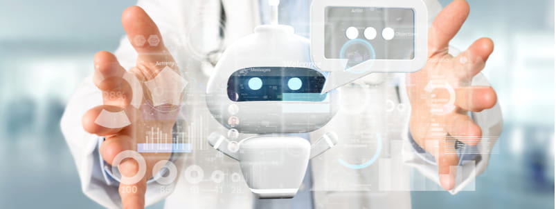 How Healthcare AI Chatbots Are Transforming the Patient Journey